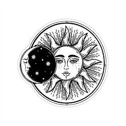 Sticker - Sun and Moon
