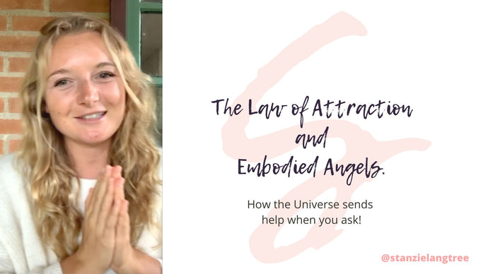 The Law of Attraction and Embodied Angels