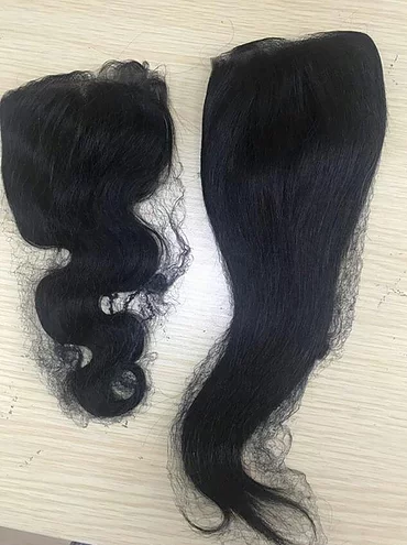 Silk Closure