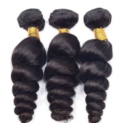 Loose Deep Wave Bundles