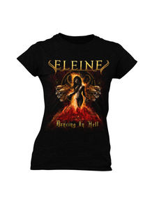 "[GIRLIE] T-Shirt ""Dancing In Hell"""