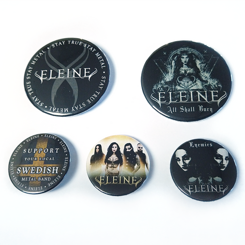 Eleine Pin Set