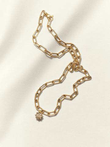 DIAMOND 'COLLIER DE CHIEN' NECKLACE