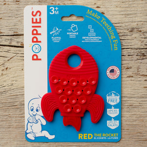 RED the Rocket Teether