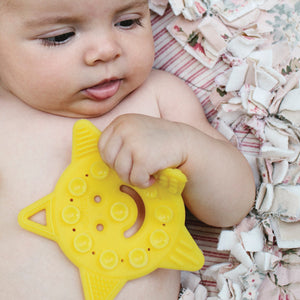 SMILEY the Star Teether