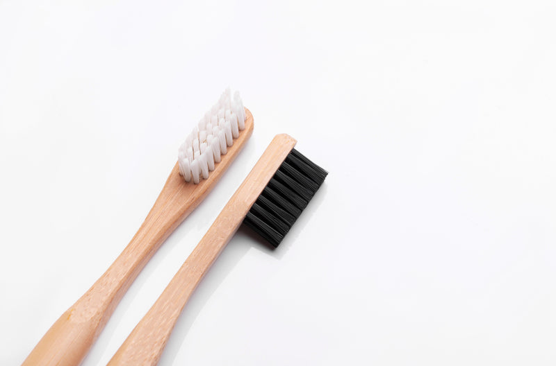 Low-carbon Eco-friendly Bamboo Toothbrush - mossybarber.com