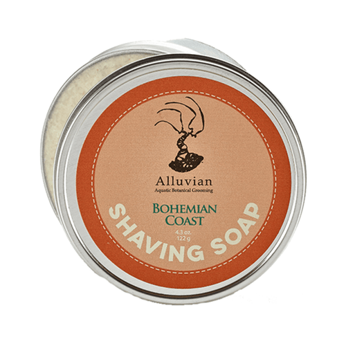Bohemian Coast Shave Soap - Large - mossybarber.com