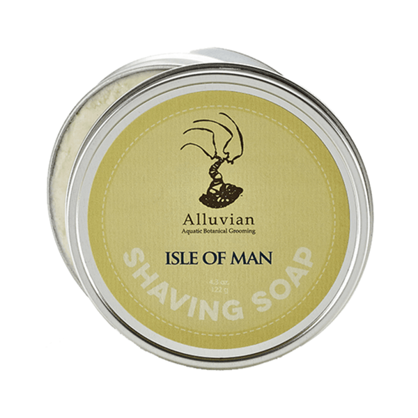Isle of Man Shave Soap - Large - mossybarber.com