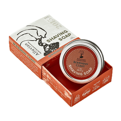 Bohemian Coast Shave Soap - Travel Size - mossybarber.com