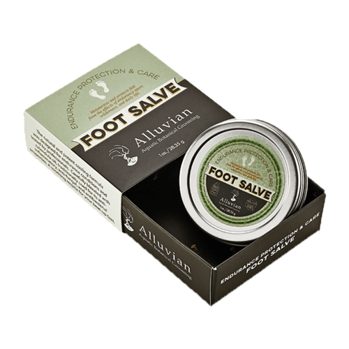 Rejuvenating Foot Salve - Repairs and Cools Feet - mossybarber.com