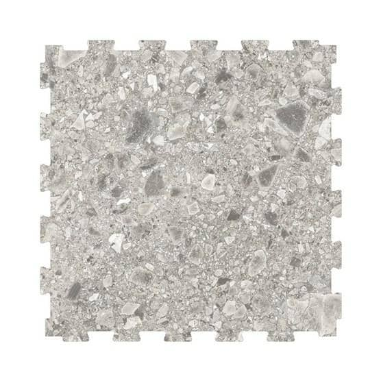 DALLE MOSAIK PVC LIGHT STONEGREY