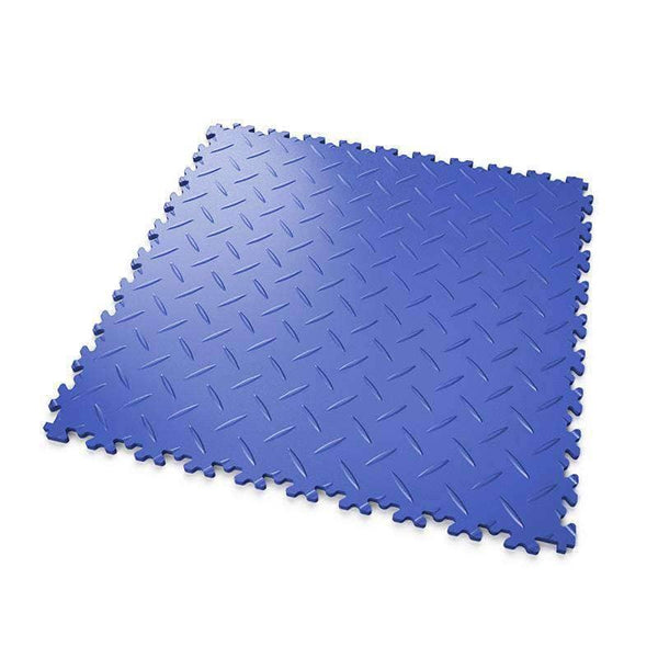 LOT 4 DALLES PVC FITNESS ∙ 1 M² ∙ BLEU