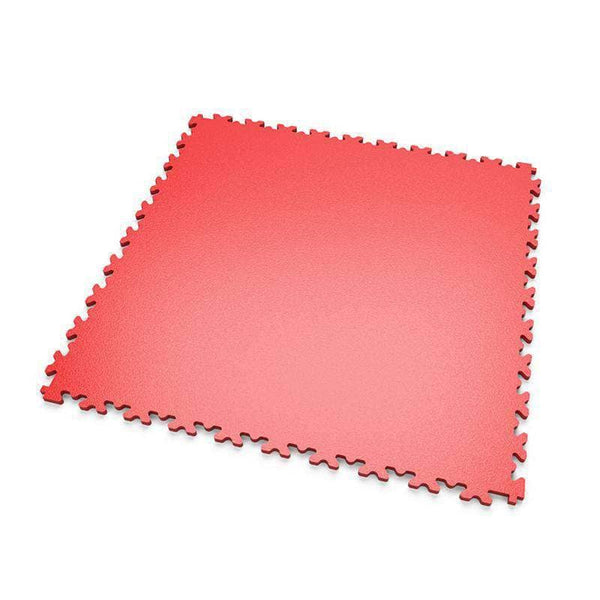 DALLE MOSAIK PVC ∙ SURFACE LISSE ∙ ROUGE