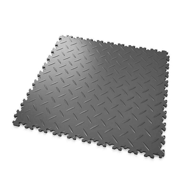 LOT 4 DALLES PVC FITNESS ∙ 1 M² ∙ RECYCLÉ GRAPHITE