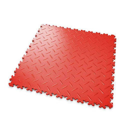 LOT 4 DALLES PVC FITNESS ∙ 1 M² ∙ ROUGE