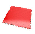 DALLE MOSAIK PVC ∙ SURFACE PASTILLÉE ∙ ROUGE