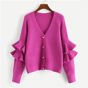 BARBIE PINK SWEATER