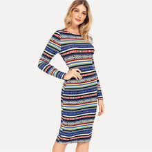 Load image into Gallery viewer, DAY TO NIGHT MIDI DRESS