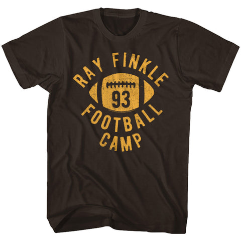 Ace Ventura Special Order Finkle Football Adult S/S T-Shirt