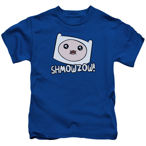 Adventure Time Shmowzow Juvenile 18/1 Cotton SS T
