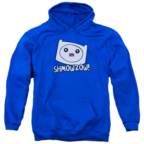 Adventure Time Shmowzow Men's Pull-Over 75 25 Poly Hoodie