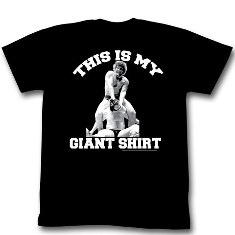 Andre The Giant Special Order Death Adult S/S T-Shirt