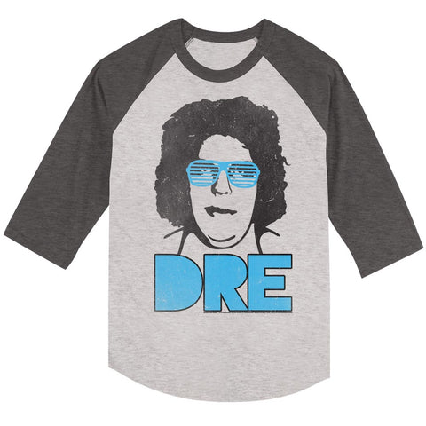 Andre The Giant Special Order Dre Adult 3/4 Sleeve Raglan