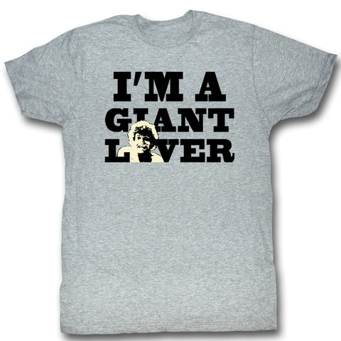 Andre The Giant Special Order Giant Lover Adult S/S T-Shirt