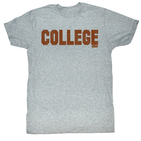Animal House Special Order Clg Orange Adult S/S T-Shirt