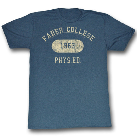 Animal House Special Order Faber Phys Ed Adult S/S T-Shirt