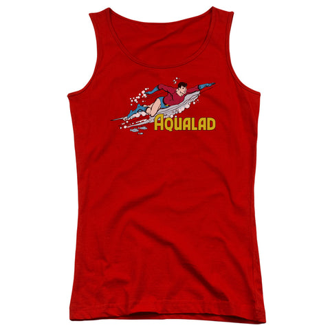 Aquaman Aqualad Junior's 100% Cotton Tank Top