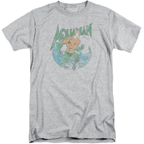 Aquaman Marco Men's 18/1 Tall Cotton SS T