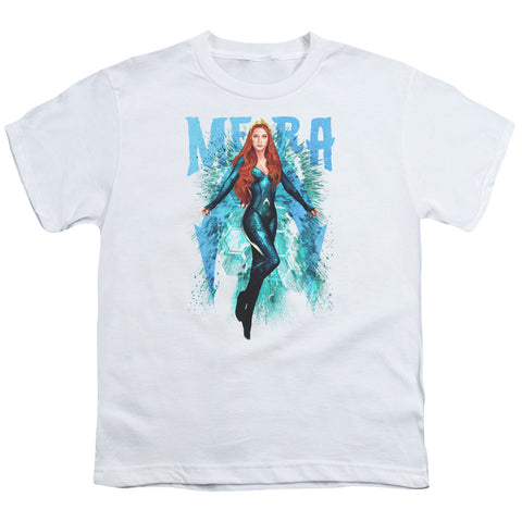Aquaman Movie Mera Youth 18/1 100% Cotton SS T