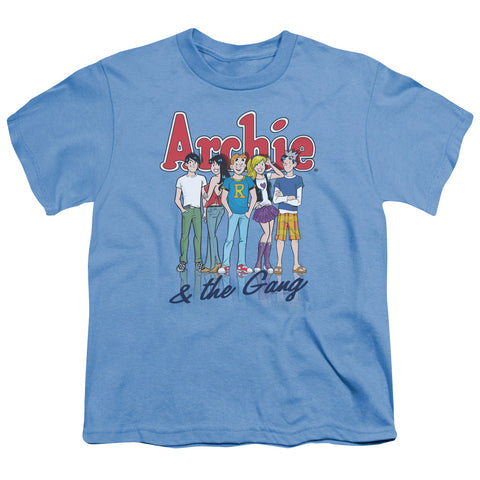 Archie Comics And The Gang Youth 18/1 100% Cotton SS T