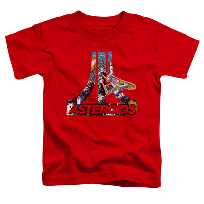 Atari Asteroids Atari Toddler 18/1 Cotton SS T