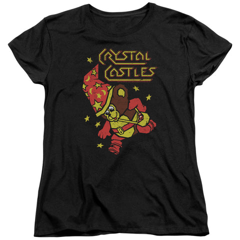 Atari Crystal Bear Women's 18/1 Cotton SS T