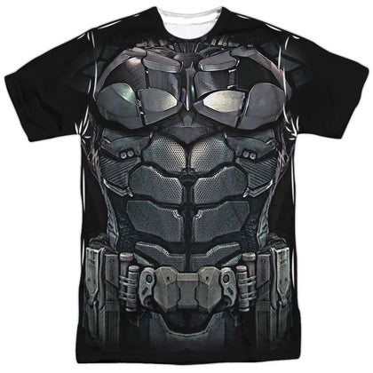 Batman Arkham Knight Comics Uniform Men's Regular Fit Polyester SS T
