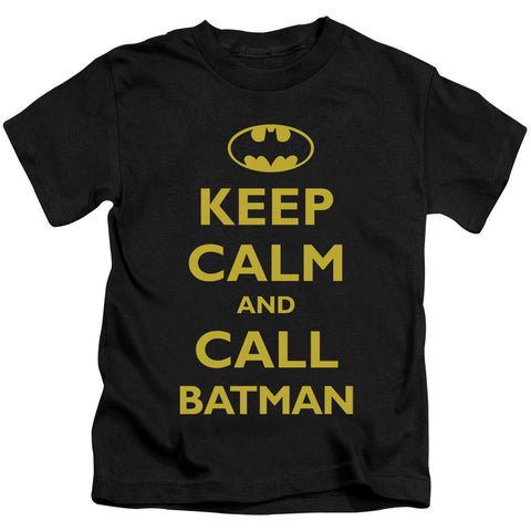 Batman Call Batman Juvenile 18/1 Cotton SS T