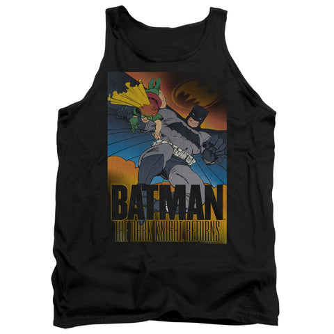 Batman Dk Returns Men's 18/1 Cotton Tank Top