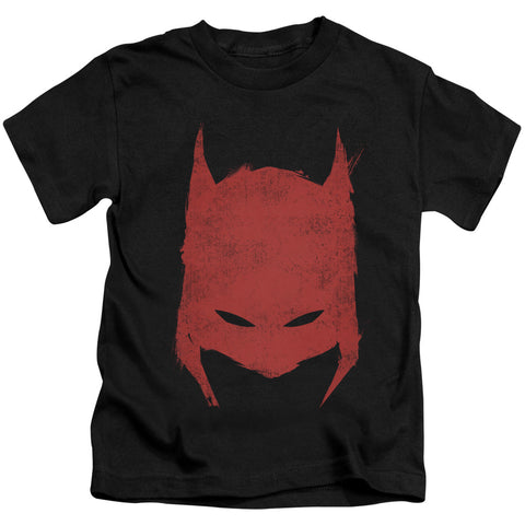 Batman Hacked & Scratched Juvenile 18/1 Cotton SS T