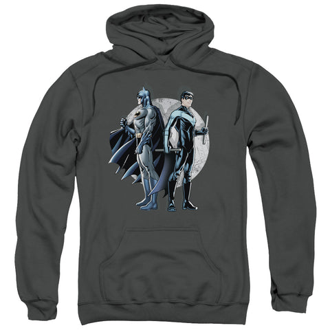 Batman Spotlight Men's Pull-Over 75 25 Poly Hoodie