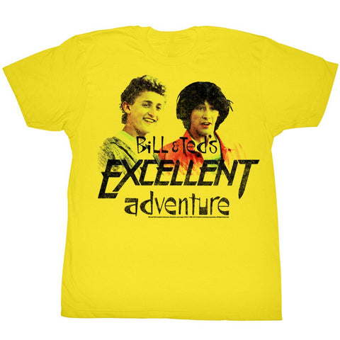 Bill And Ted Special Order Dudes Adult S/S T-Shirt