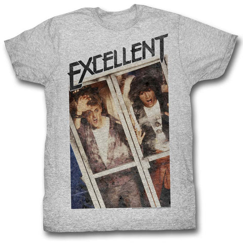 Bill And Ted Special Order Excellent Adult S/S T-Shirt
