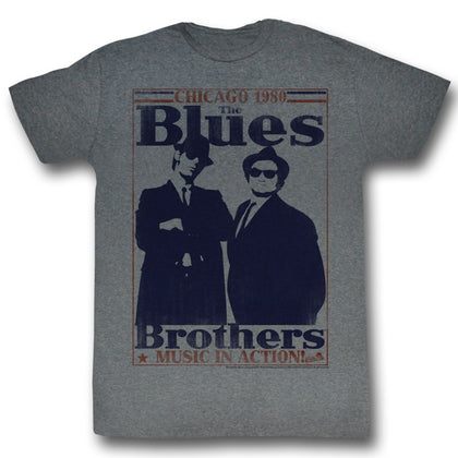 Blues Brothers Special Order World Class Adult S/S T-Shirt
