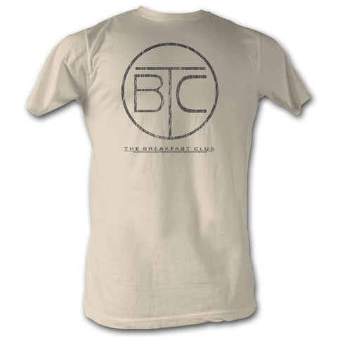 Breakfast Club Special Order Circle Logo Adult S/S T-Shirt