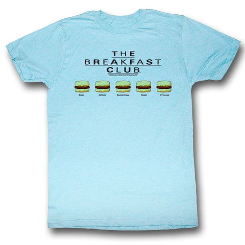 Breakfast Club Special Order Sammiches Adult S/S T-Shirt