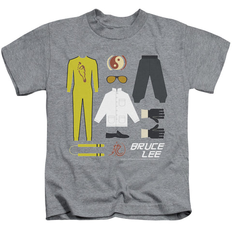 Bruce Lee Lee Gift Set Juvenile 18/1 Cotton SS T