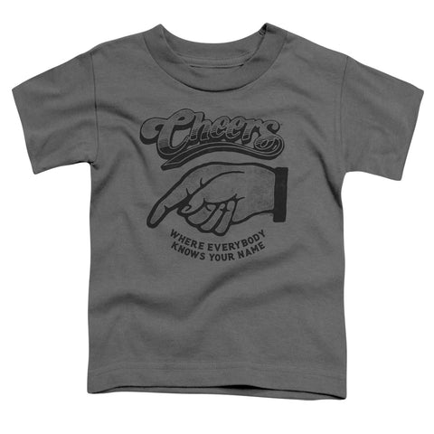 Cheers The Standard Toddler 18/1 Cotton SS T