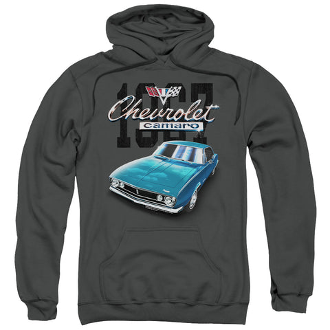 Chevrolet Classic Camaro Men's Pull-Over 75 25 Poly Hoodie