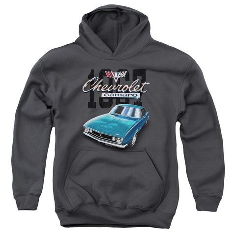 Chevrolet Classic Camaro Youth Cotton Poly Pull-Over Hoodie